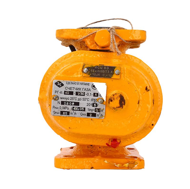 Ротационные счетчики газа РГК-Ех(G65)