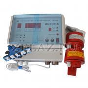 Сигнализатор газов стационарный ДОЗОР-С-2-20-6236-1