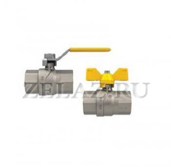 Кран шаровый муфтовый для газа FUTURGAS BH GP2240 - фото