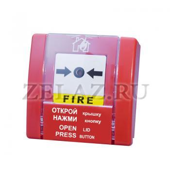 Извещатель пожарный ручной SPR-3LM - фото
