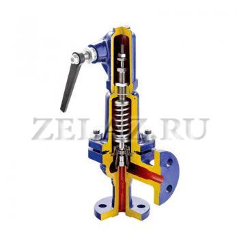Клапан предохранительный арт.240 (A, F, R) Armak - фото