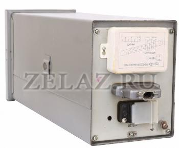 Прибор показывающий КПД1-504 - вид сзади