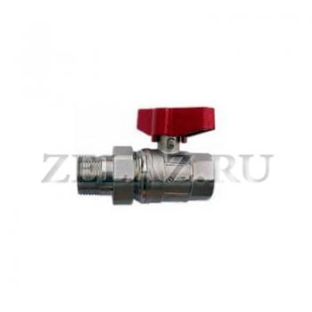 Кран шаровый муфтовый для спуска воды и воздуха FIV GP2240, GP2245 - фото