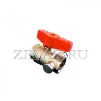 Кран шаровый муфтовый EUROPA арт.1EU115 SATEC - фото