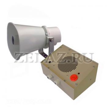 Прибор громкоговорящей связи ПГС-20 - фото