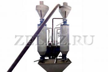 Пропариватель зерна ПР-1М - фото