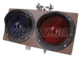 Светофор шахтный ШС-2 - общий вид