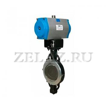 Затворы поворотные 2Е-5 ABO valve - фото
