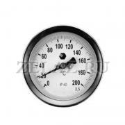 Термометр D100мм/L100мм-О - фото