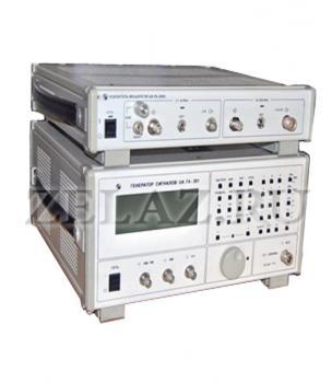 Генератор сигналов Г4-301 - фото