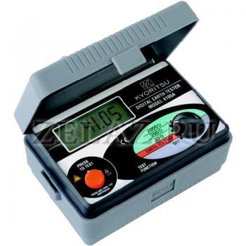 Измеритель сопротивления заземления KEW 4105A - фото