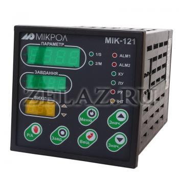 Микропроцессорный регулятор МИК-121