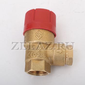 Резьбовой клапан 3 bar 1-2 - фото 4