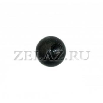 Ручка-шар для котла М10 карболитовая - фото