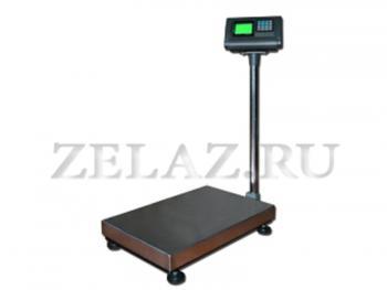 Весы торговые электронные ВЭСТ – 100А15 - фото
