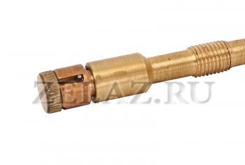 обратная сторона карандаша к вискозиметру